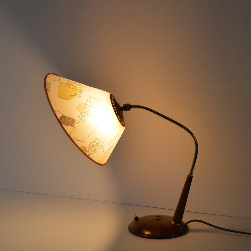 lampe temd ann es 50 60. Black Bedroom Furniture Sets. Home Design Ideas