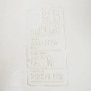 Table basse Amanta de Mario Bellini 1960s 28