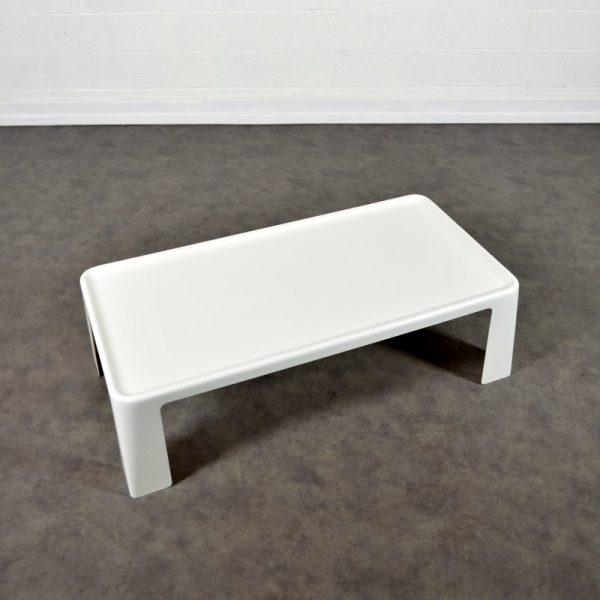 Table basse rectangulaire Design Amanta de Mario Bellini 1966s