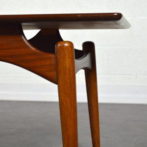 Table basse Louis van teeffelen vintage 17