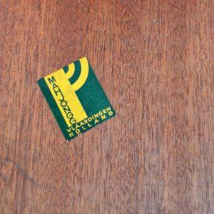 Table basse scandinave palissandre vintage 31