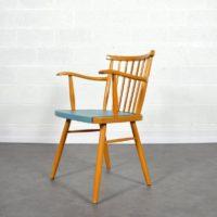 Chaise vintage par Lübke vintage