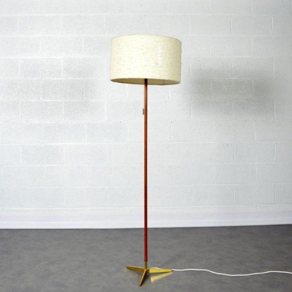 Lampadaire / Liseuse trépied Design scandinave 1960s