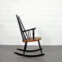 Rocking chair Ilmari Tapiovaara 1960s