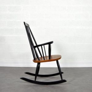 Rocking chair Tapiovaara vintage 3