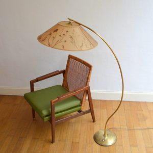 lampadaire 1950 vintage 22
