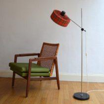 lampadaire rockabilly 1950 vintage 21