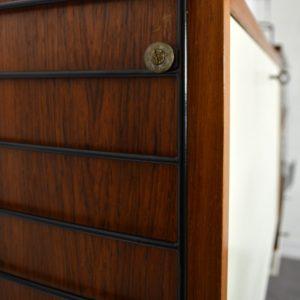 étagères modulable : bibliothèque String 1960 vintage 6