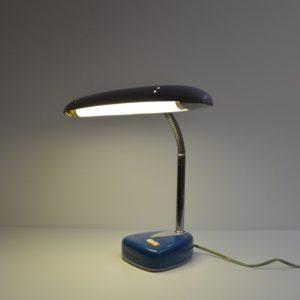 Lampe de bureau National vintage 16