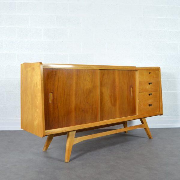 Enfilade / Bahut Design années 50 / 60 vintage