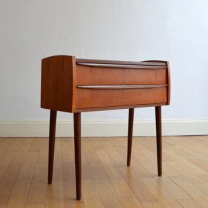 Commode scandinave années 60 vintage 6