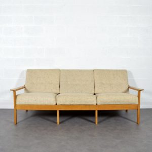 Canapé scandinave années 60 vintage 3