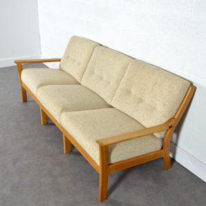 Canapé scandinave années 60 vintage 5