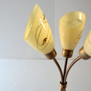 Lampe de table 1950 vintage 20