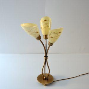 Lampe de table 1950 vintage 6