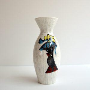 Vase Italie 1950 vintage 13