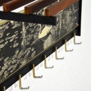 Porte manteaux cygnes vintage 18