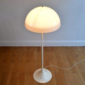 LAMPADAIRE PANTHELLA DANOIS PAR VERNER PANTON POUR LOUIS POULSEN – 1970 vintage 16