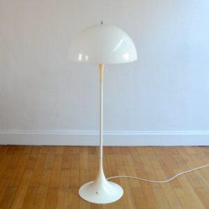 LAMPADAIRE PANTHELLA DANOIS PAR VERNER PANTON POUR LOUIS POULSEN – 1970 vintage 4