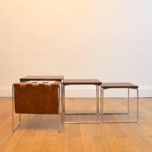 tables gigognes avec porte-revues Brabantia 5