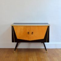 Commode / Meuble d'appoint  Rockabilly vintage 1950s