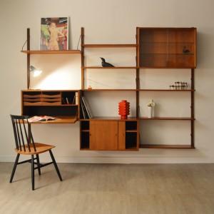 Bureau vintage 1