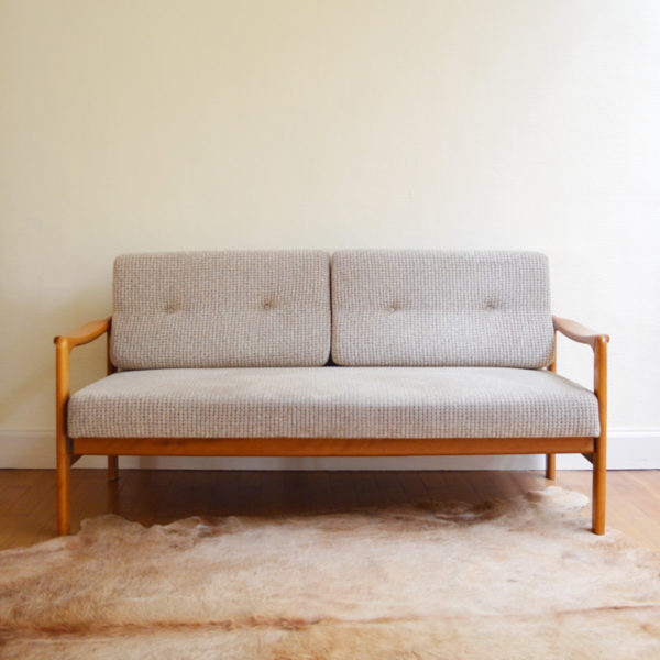 Canapé – Daybed scandinave