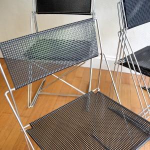chaise métal 6
