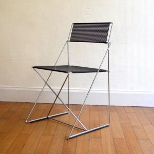 chaise métal 8