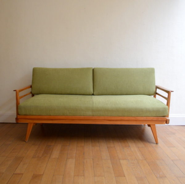 Canapé – Daybed scandinave Knoll Antimott