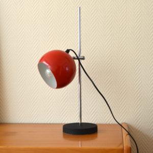 lampe années 60 d