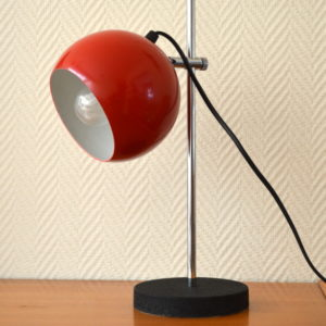 lampe années 60 f
