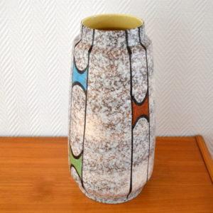 Vase Céramique années 50:60 vintage 27