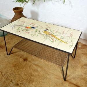 table basse années 50 E