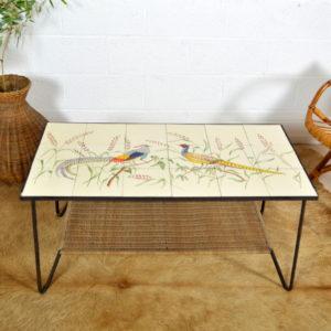 table basse années 50 J