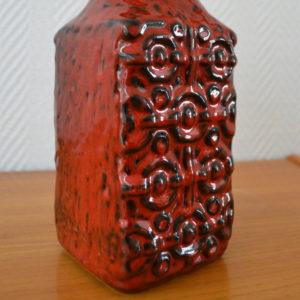 vase poterie West-Germany vintage    10