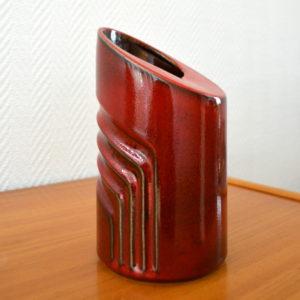 vase poterie West-Germany vintage    17