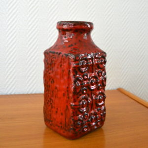 vase poterie West-Germany vintage    8