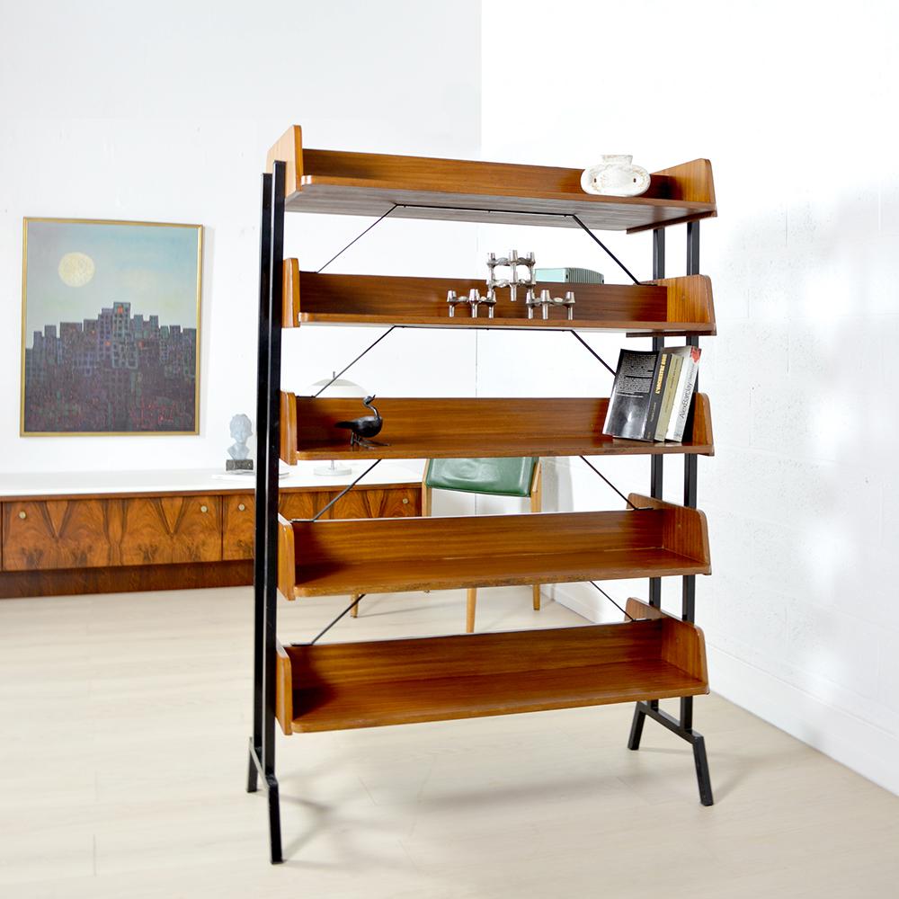 biblioth que de s paration ann es 50 60. Black Bedroom Furniture Sets. Home Design Ideas