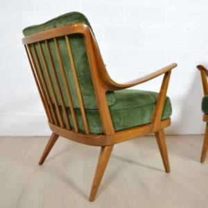 Paire de fauteuils Knoll 12