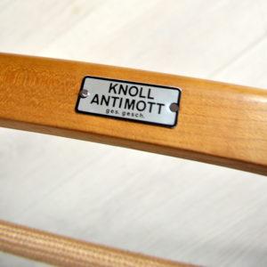 Paire de fauteuils Knoll 14