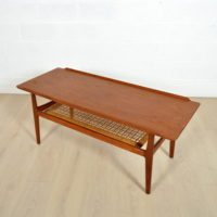 Table basse Design Danois Arne Vodder