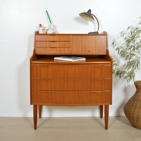 Secrétaire – Bureau Danois années 60