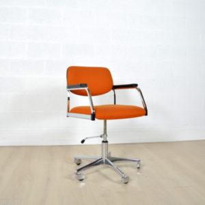 chaise bureau années 60 vintage 6