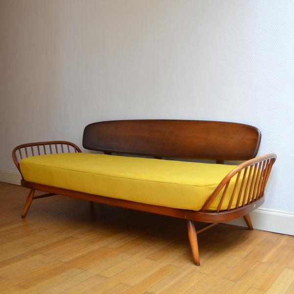 Canapé Daybed Design Lucian Ercolani années 60