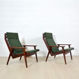 paire de fauteuils ROB PARRY 2
