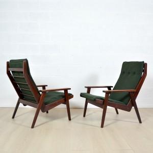 paire de fauteuils ROB PARRY 23