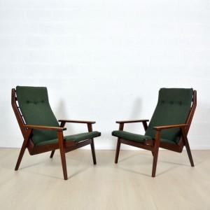 paire de fauteuils ROB PARRY 5