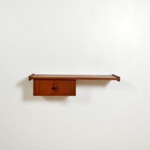 Petite console suspendue scandinave 12