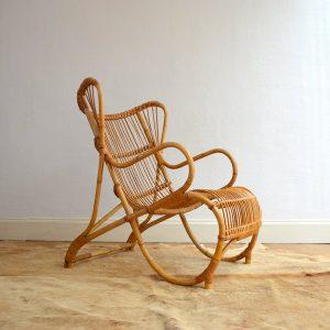 fauteuil-rotin-vintage-1
